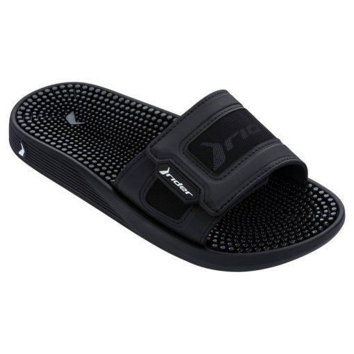 Rider Infinity Max Slide férfi papucs - fekete