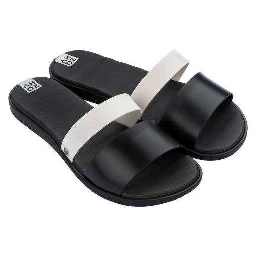 Zaxy Essencial Slide női papucs -fekete/fehér