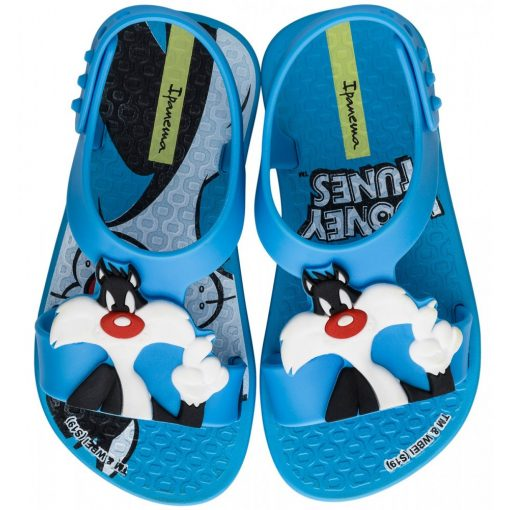 Ipanema Looney Tunes Baby szandál - kék
