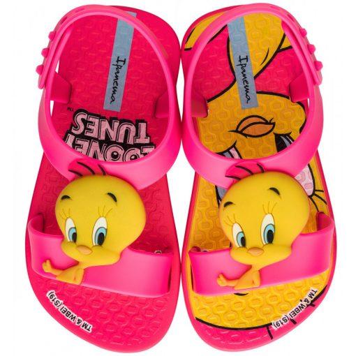 Ipanema Looney Tunes Baby szandál - pink