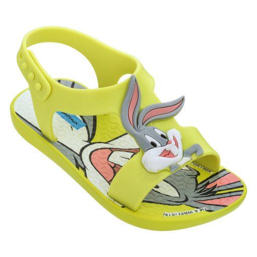 Ipanema Looney Tunes Baby szandál- sárga